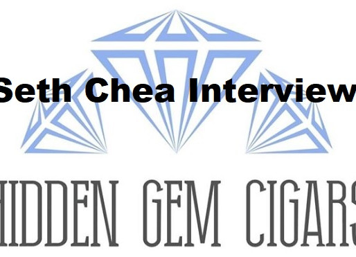 Interview With Hidden Gem Cigars Founding Member Seth Chea