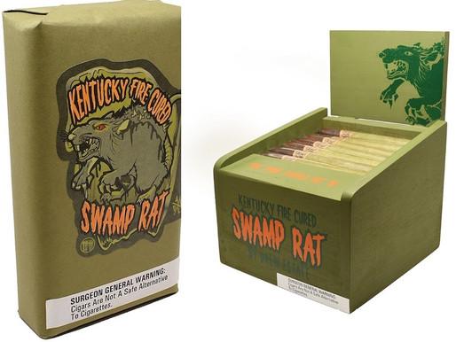 Review: Kentucky Fire Cured Swamp Rat