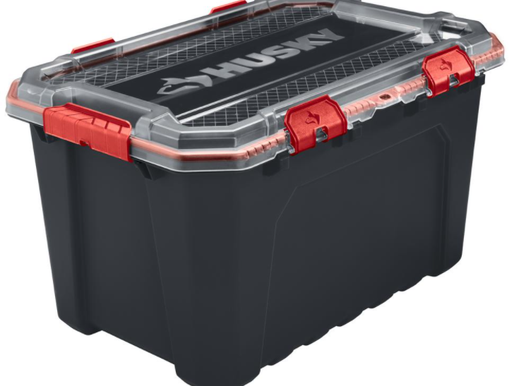 Review: Husky 20 Gallon Airtight Container