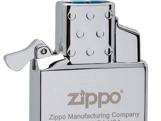Review: Zippo Duel Flame Butane Insert