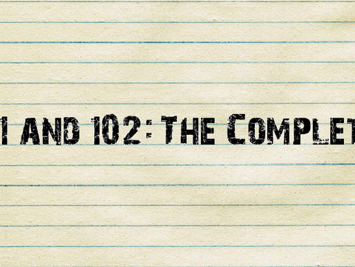 Cigars 101 and 102: The Complete Series