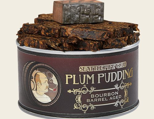 Review: Seattle Pipe Club Plum Pudding