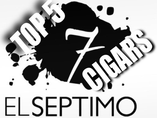 My Top 5 El Septimo Cigars