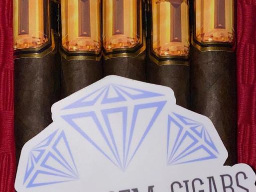 Review: Hidden Gem Cigars November (Citrine) Release Review