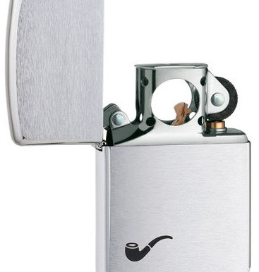 Review: Zippo Pipe Lighter (Brushed Chrome)