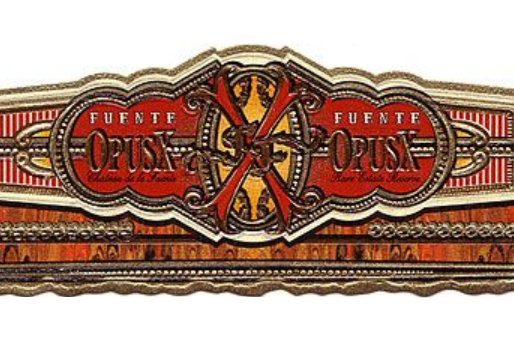 Breakdown Of The Opus X Cigar Band