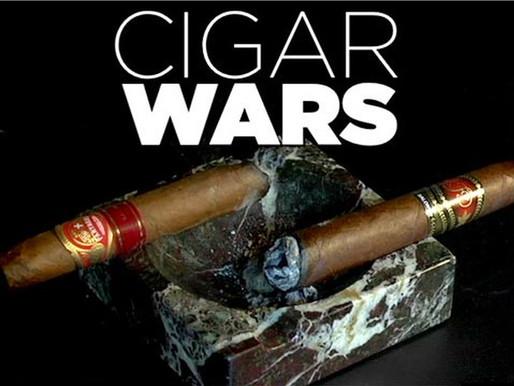 Cigar Wars: Round 1 Results