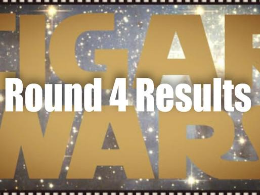 Cigar Wars: Round 4 Results: Drew Estate Edition