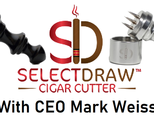 Q&A With CEO Mark Weissman Of Select Draw Cigar Cutters