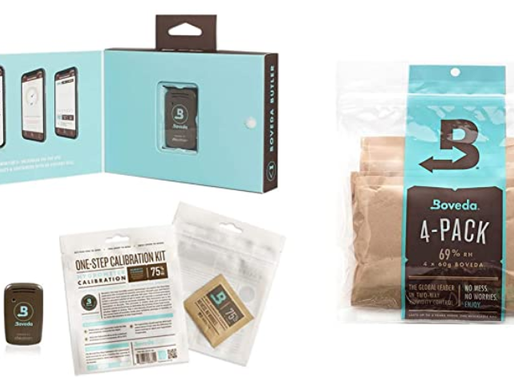Review: Boveda Butler Starter Kit