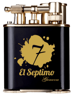 Review: El Septimo Black and Gold Double Jet Torch Lighter and Punch