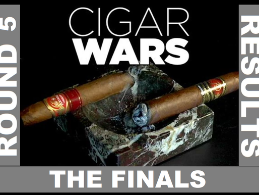 Cigar Wars - The Finals - Results