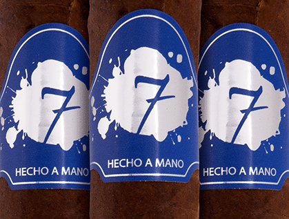 Review: Rebelde Blue by El Septimo