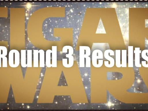 Cigar Wars: Round 3 Results - Drew Estate Edition