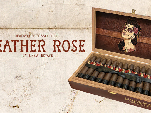 Review: Deadwood Tobacco Leather Rose