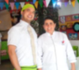 Personal Pícaro Cangrejo restaurante cali