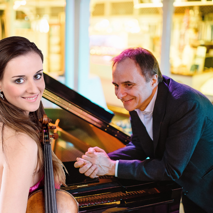 Game of Tunes - Elea Nick (Violine) & André Desponds (Piano)