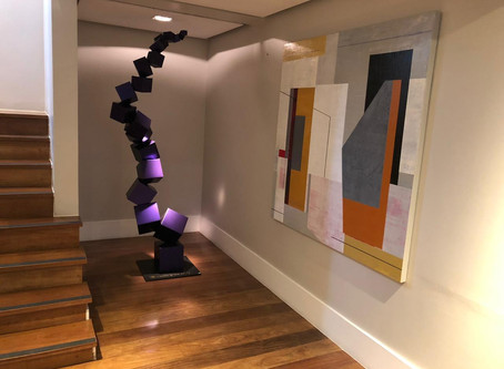 BNSIR realiza o Viva Arte III, exposição em sua sede, com o 4 ART ESCRITÓRIO DE ARTE