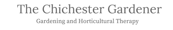 The Chichester Gardener. Gardener in Chichester. Horticulture Therapy in Chichester West Sussex