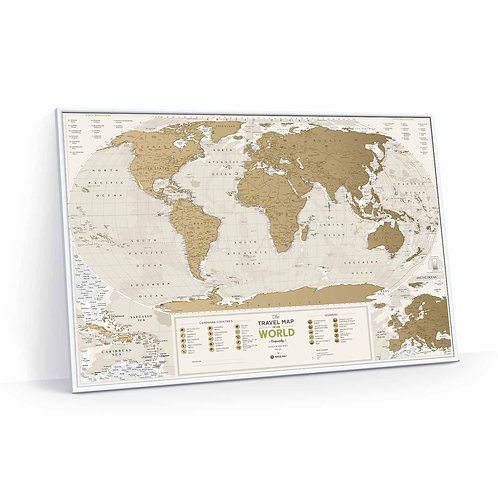 Travel Map Geography World