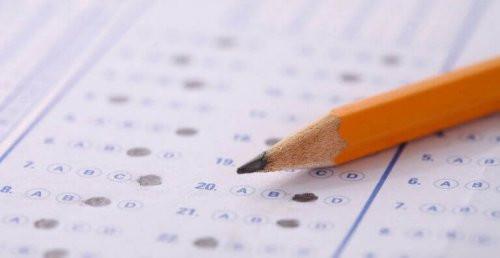 QCM papier et crayon à papier