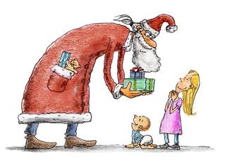 Parents-enfants : ce qui se joue à Noël