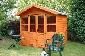The Lawnhouse Summerhouse