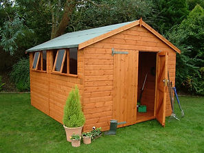 The Ryton shed