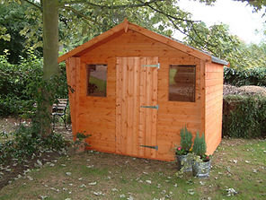 The Popular Cabin shed