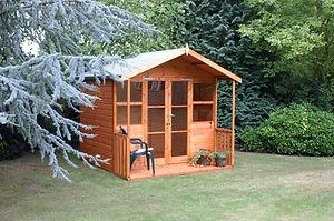 The Popular Summerhouse