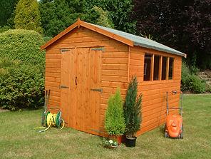 The Workshop shed