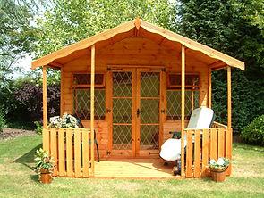 The Doveridge Summerhouse