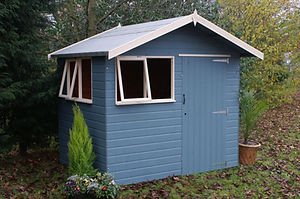 The Supreme Cabin shed