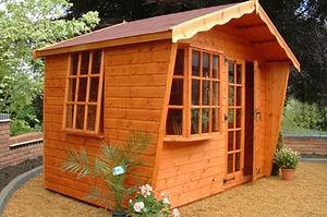 The Haywood Summerhouse