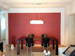 Wanddekoration Esszimmer