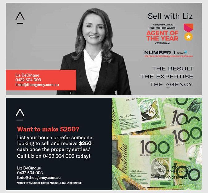 The Agency promo $250 cash back.JPG