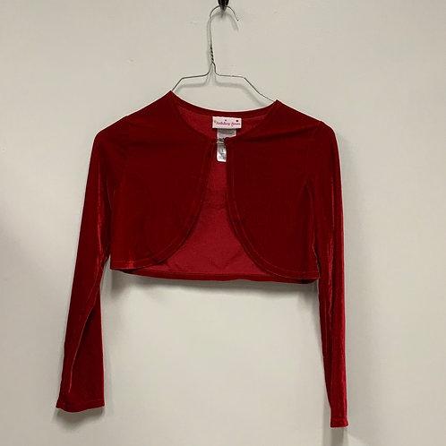 Girls Long Sleeve Shirt- Size L (10)
