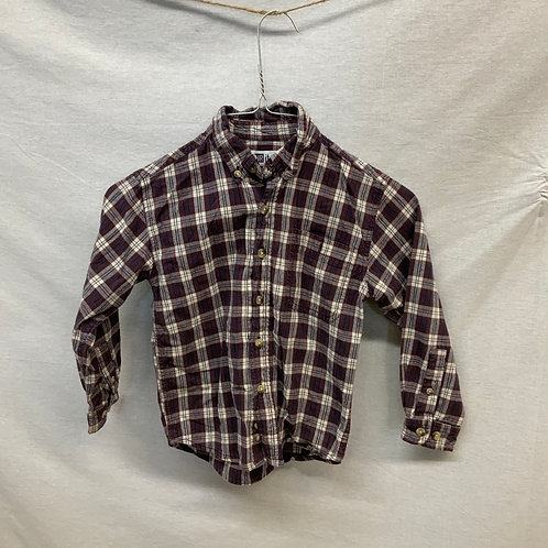 Boys Long Sleeve Shirt - Size 6