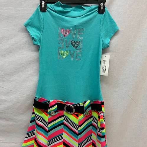 Girls Dress- Size XL