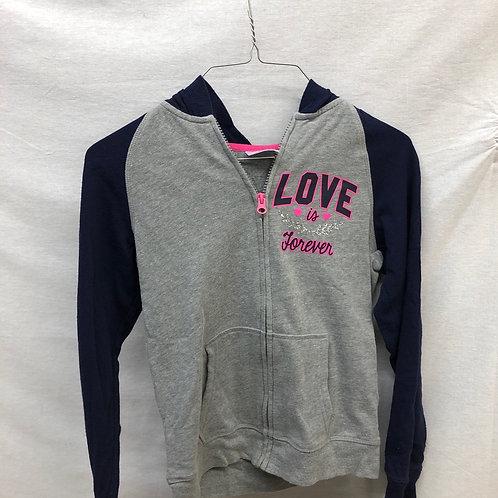 Girls Long Sleeve Shirt - L