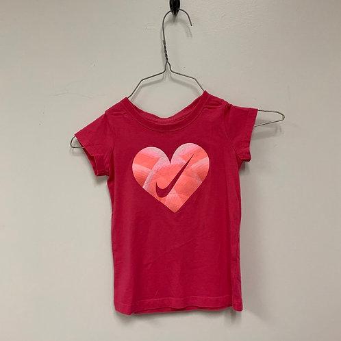 Girls Short Sleeve Shirt - Size 4T