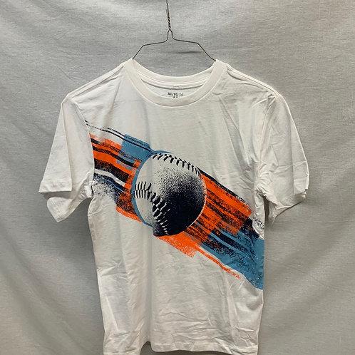 Boys Short Sleeve Shirt - Size XL 14