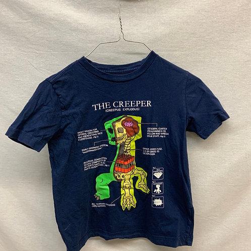 Boys Short Sleeve Shirt - Size 6/7 M