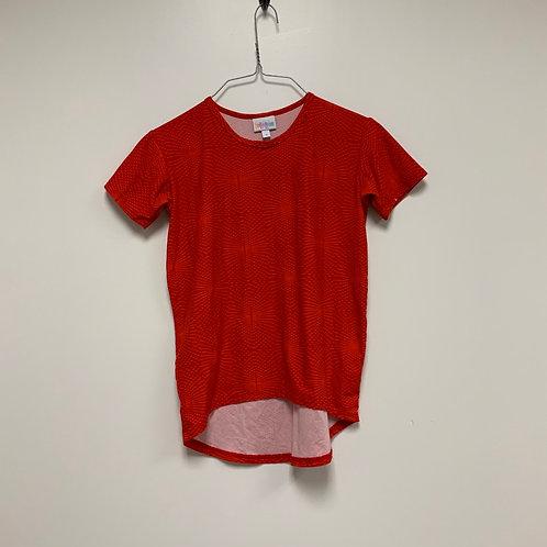 Girls Short Sleeve Shirt - Size 8