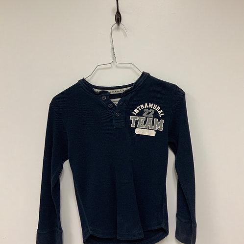 Boys Long Sleeve Shirt - Size M (8)