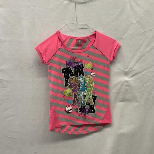 Girls Short Sleeve Shirt - Size 7-8