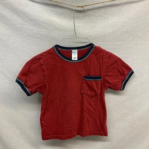 Boys Short Sleeve Shirt - Size 4T
