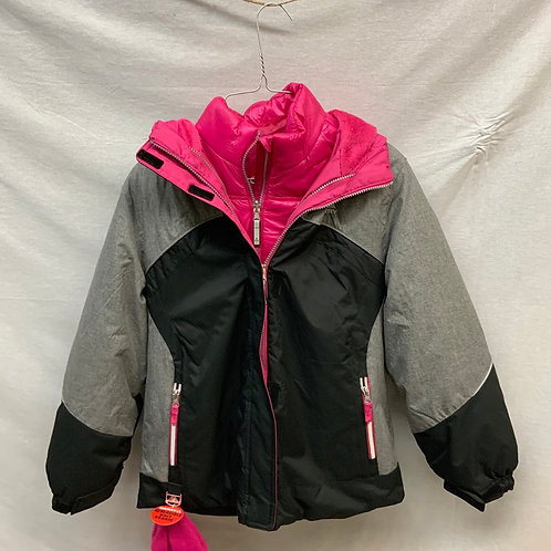 Girls Winter and Spring Coat - Size M 10-12