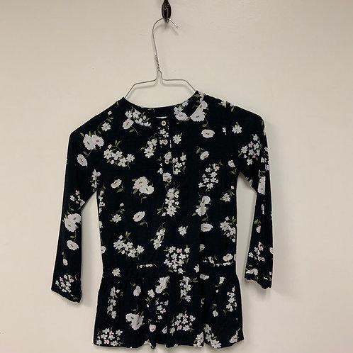 Girls Long Sleeve Shirt - Size 5