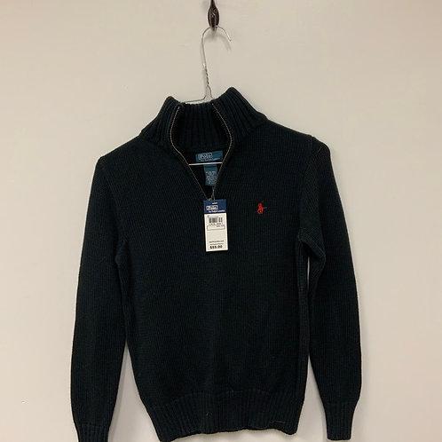 Boys Long Sleeve Shirt - Size L (10-12)